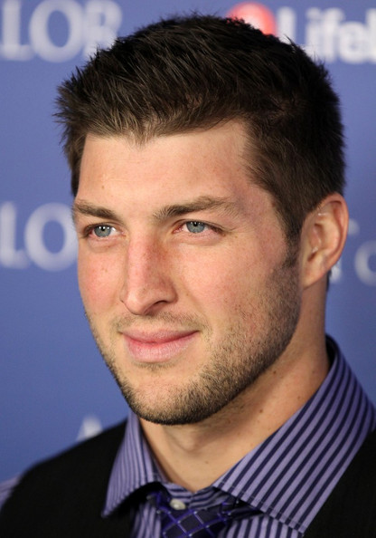 Astounding Tim Tebow Photos Photos Tim Tebow And Others At The 39Act Of Short Hairstyles For Black Women Fulllsitofus