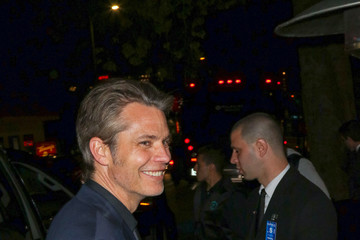 Timothy Olyphant Celebrities Are Seen Outside ArcLight Theatre