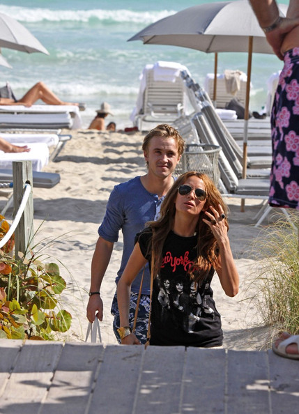 tom felton 2011 girlfriend. Tom Felton and Olivia Jade at