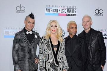 Tom Dumont American Music Awards 2012