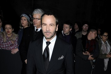 Tom Ford Celebs Leave the ELLE Style Awards