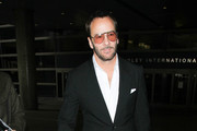 Tom Ford Is Seen at LAX