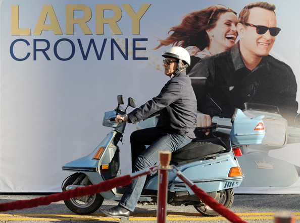 Larry Crowne - Young/Oldtimer Maxi- Skuter - www.burgmania.net