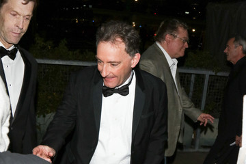 Tom Kenny Celebrities Are Seen at the 44th Annual Annie Awards at Royce Hall