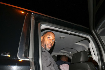 Tracy McGrady Tracy McGrady Goes Out To Delilah Nightclub