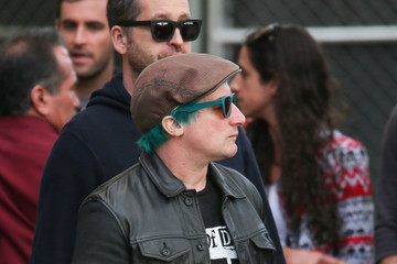 Tre Cool Green Day at 'Jimmy Kimmel Live""