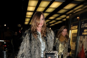 Trinny Woodall 'Dior and I' Premieres in Mayfair