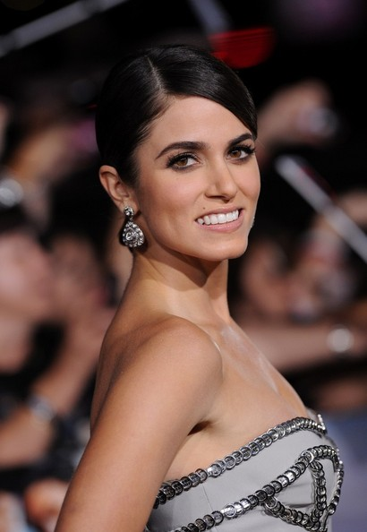 """World Premiere of """"The Twilight Saga: Breaking Dawn - Part 2""""..Nokia Theatre L.A. Live, Los Angeles, CA..November 12, 2012..Job: 121112A1..(Photo by Axelle Woussen)..Pictured: Nikki Reed."""