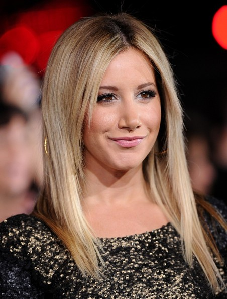 """World Premiere of """"The Twilight Saga: Breaking Dawn - Part 2""""..Nokia Theatre L.A. Live, Los Angeles, CA..November 12, 2012..Job: 121112A1..(Photo by Axelle Woussen)..Pictured: Ashley Tisdale.."""