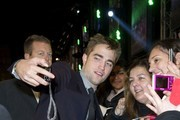 14/11/2012. 'The Twilight Saga Breaking Dawn Part 2' UK Premiere at The Odeon Leicester Square.Pictured: Robert Pattinson.