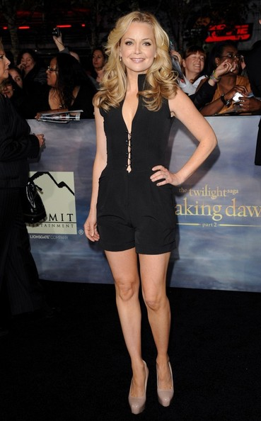 """World Premiere of """"The Twilight Saga: Breaking Dawn - Part 2""""..Nokia Theatre L.A. Live, Los Angeles, CA..November 12, 2012..Job: 121112A1..(Photo by Axelle Woussen)..Pictured: Marisa Coughlan."""