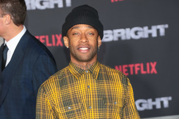 Ty Dolla Sign Premiere of Netflix's 'Bright'