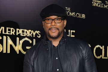 Tyler Perry 'The Single Mom's Club' Premiere