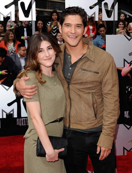 Tyler Posey - Arrivals at the MTV Movie Awards