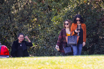 Vanessa Hudgens Vanessa Hudgens and Her Family Mourn Her Father Greg