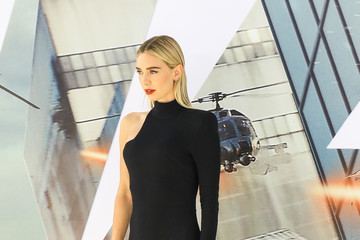Vanessa Kirby Premiere Of Universal Pictures' 'Fast & Furious Presents: Hobbs And Shaw'