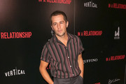 Michael Angarano  is seen attending Vertical Entertainment's 'In A Relationship' Premiere at The London Hotel in Los Angeles, California.