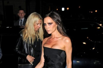 Victoria Beckham Victoria & Albert Museum Fashion Benefit Dinner