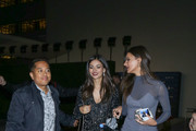Victoria Justice Leaves Dinner at NeueHouse