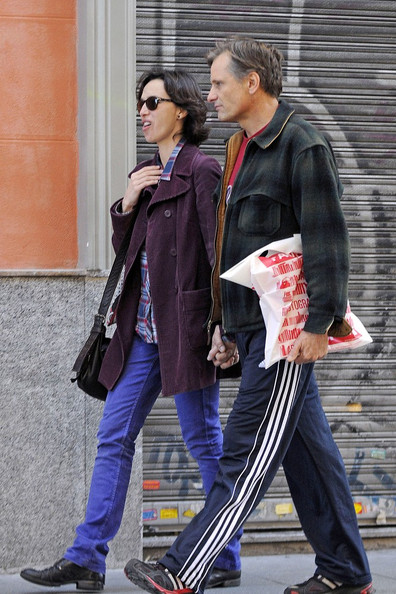 Viggo Mortensen couple