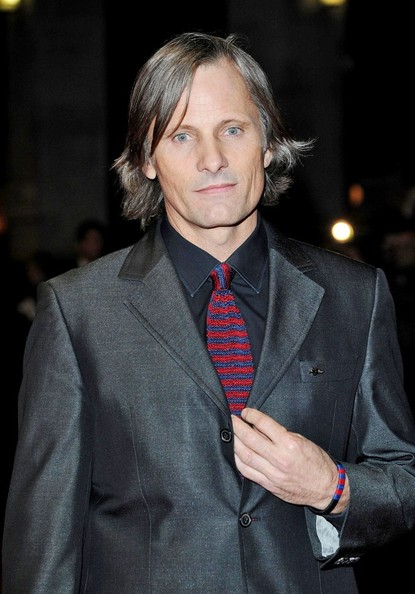 "Viggo Mortensen ""A Dangerous Method"" premiere at the 55th BFI London Film Festival at The Odeon West End cinema."
