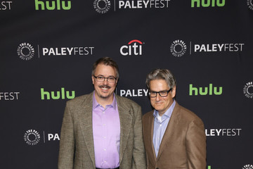 Vince Gilligan Celebrities Attend the Paley Center for Media's 33rd Annual PaleyFest Los Angeles - 'Better Call Saul'