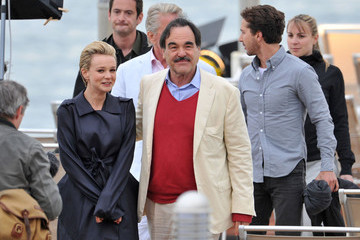 "Shia LaBeouf Carey Mulligan Cast of ""Wall Street 2"" On a Yacht in Cannes"