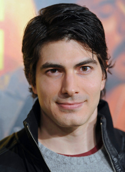 Celebrity Short Hairstyles Of Brandon Routh