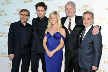 """Reese Witherspoon Robert Pattinson """"Water for Elephants"""" in London"""