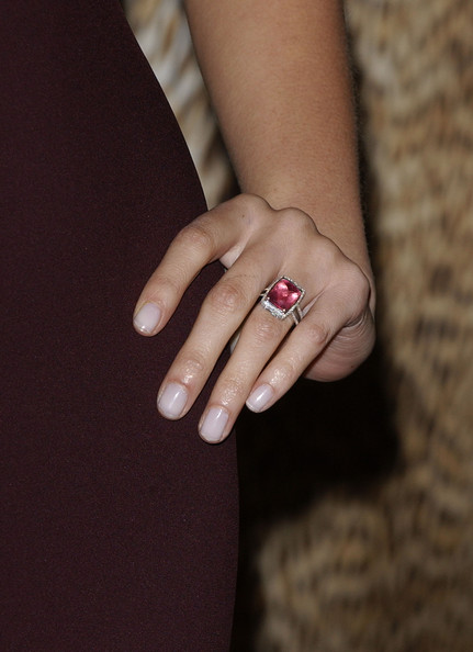 Wedding/Engagement Rings. In This Photo: Nicole Richie
