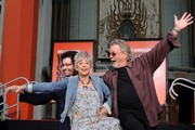 West Side Story: 50th anniversary Hand & Footprint Ceremony.Grauman's Chinese, Hollywood, CA.November 15, 2011.