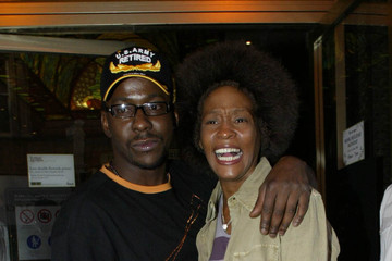 Bobby Brown Whitney Houston Whitney Houston and Bobby Brown out shopping in London