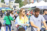 Whitney Port At Farmers Market Iin Studio City