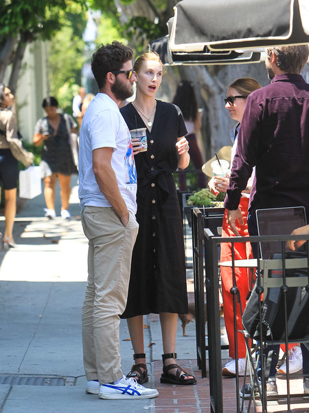 Whitney Port Seen In Beverly Hills