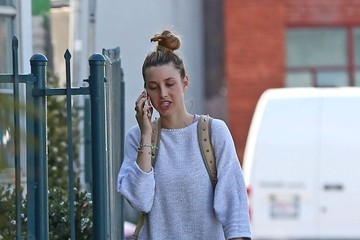 Whitney Port Whitney Port Leaves Spin Class