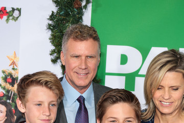 Will Ferrell Viveca Paulin Premiere of Paramount Pictures' 'Daddy's Home 2'