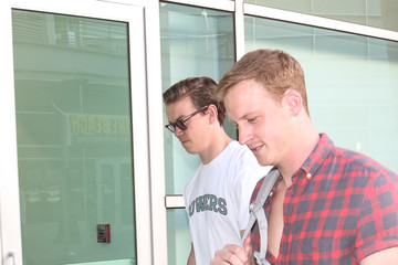 Will Poulter Will Poulter Is Seen At ArcLight Cinemas In Hollywood