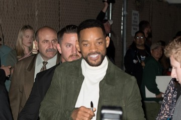 Will Smith Will Smith Visits at 'Jimmy Kimmel Live!'