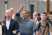 Will Smith is seen in Los Angeles, California.