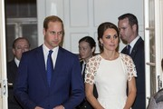William & Catherine Australia - Canberra Reception