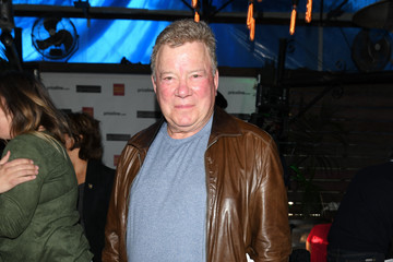 William Shatner William Shatner's Annual Gifting Breakfast