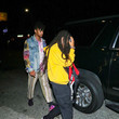 Willow Smith Willow Smith Outside The Nice Guy Nightclub In West Hollywood
