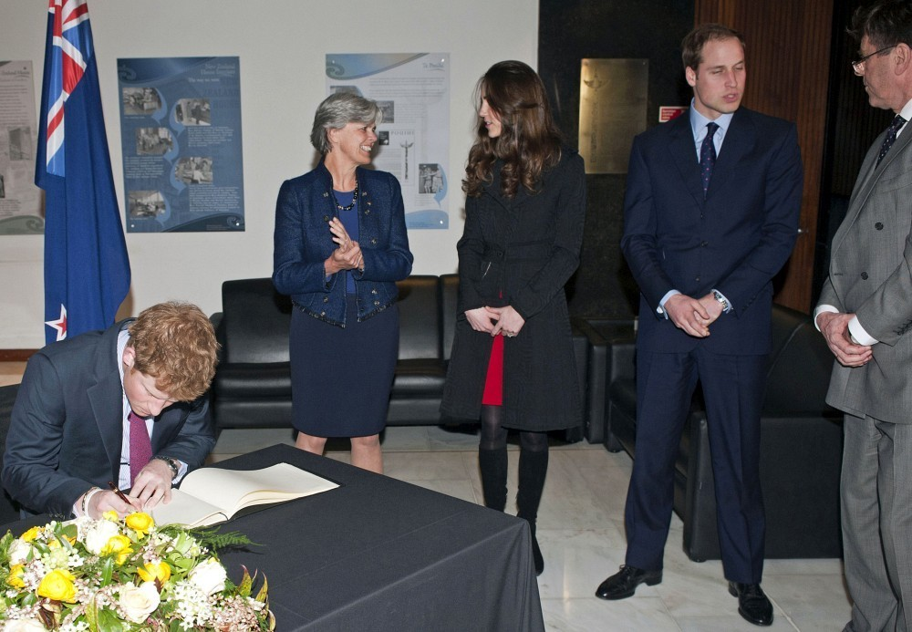Kate Middleton Photos Photos Prince William And Harry At
