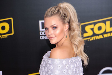 Witney Carson Premiere Of Disney Pictures and Lucasfilm's 'Solo: A Star Wars Story'