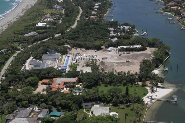 tiger woods new home in jupiter. Tiger Woods#39; Home Still Being