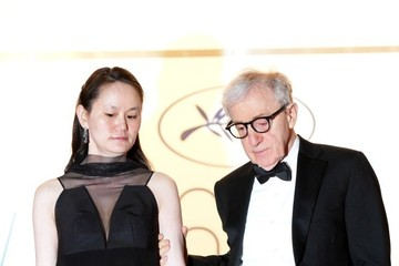 Woody Allen 'Irrational Man' Red Carpet Departures - 68th Annual Cannes Film Festival