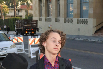 Wyatt Oleff Wyatt Oleff Is Seen Outside the 'THOR' Premiere at El Capitan Theatre