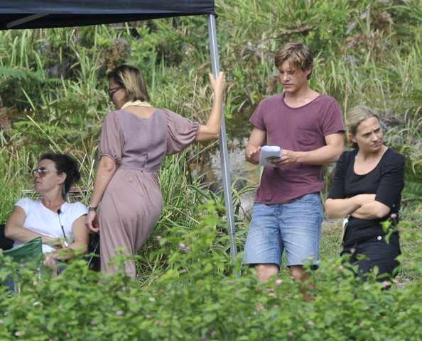 Xavier samuel and robin wright