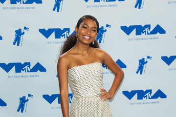 Yara Shahidi 2017 MTV Video Music Awards - Press Room