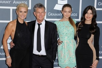 Yolanda Hadid 55th Annual Grammy Awards